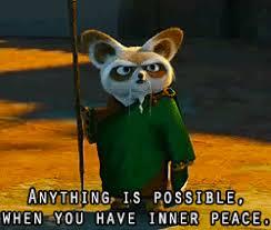Shifu inner peace