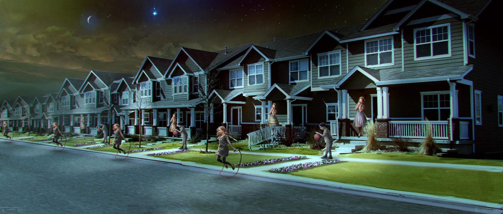 Camazotz houses